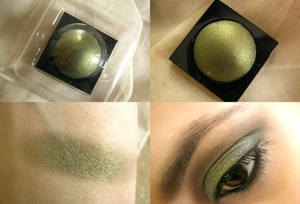 An image of Frontcover cosmetics eyeshadow in Figgy.