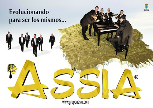 Grupo Assia 2013 - cartel