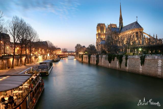 Notre Dame , Paris 巴黎