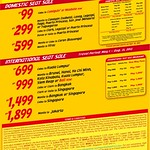 Cebu Pacific Promo: Cheap flights from P99