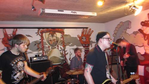 Freiburg (Band), Punk aus Herzebrock-Clarholz