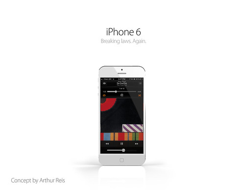 White iPhone 6 (2)