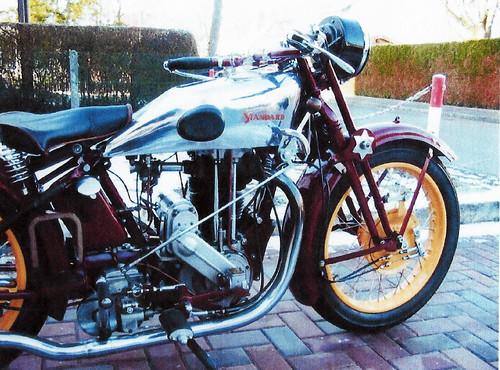 Standard CS 500cc Sport 1930 ( De ) by vintage-revival