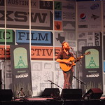 Fri, 15/03/2013 - 2:35am - Iron & Wine at the Public Radio Rocks Day Stage, SXSW, 3-15-2013. Photo by Gus Philippas