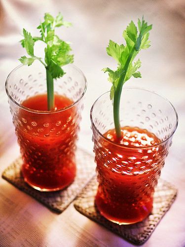 Celebrating the Ides of March the Canadian Way with Bloody Caesars