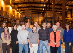 NIF Warehouse Group celebrates 15 injury-free years