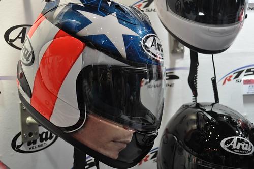 Arai Helmet Easy Hayden