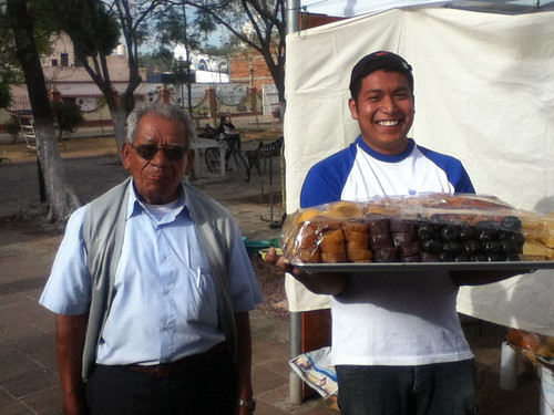 Enriques, Tianguis Pochimilco @ Oaxaca 03.2013