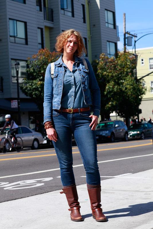 erinval Quick Shots, San Francisco, street fashion, street style, Valencia Street, women,