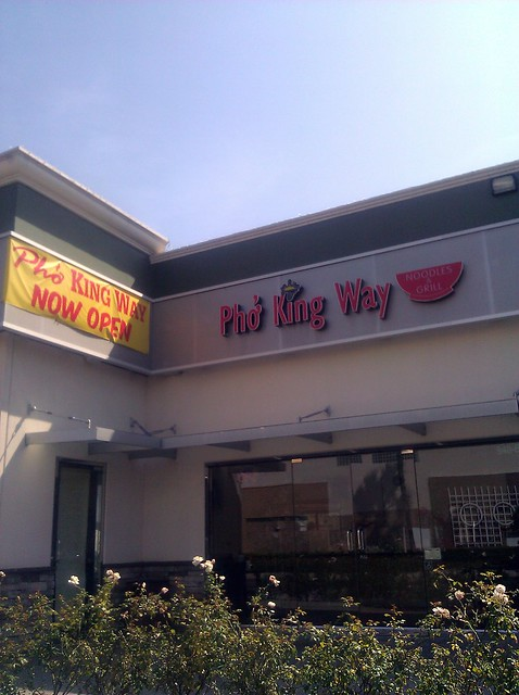 No! Pho King Way!