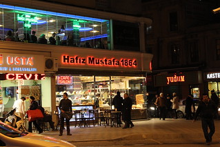 Surprise your Sweet Tooth with a Turkish Delight at Hafiz Mustafa - Things to do in Istanbul