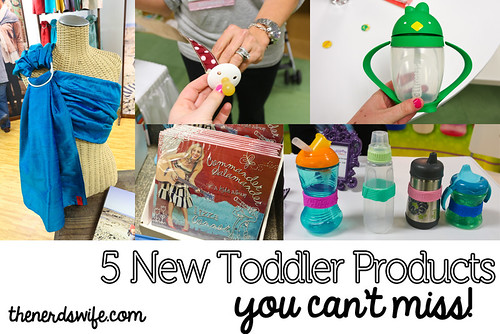 Toddler Products Title