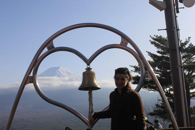 Fuji Overlook.