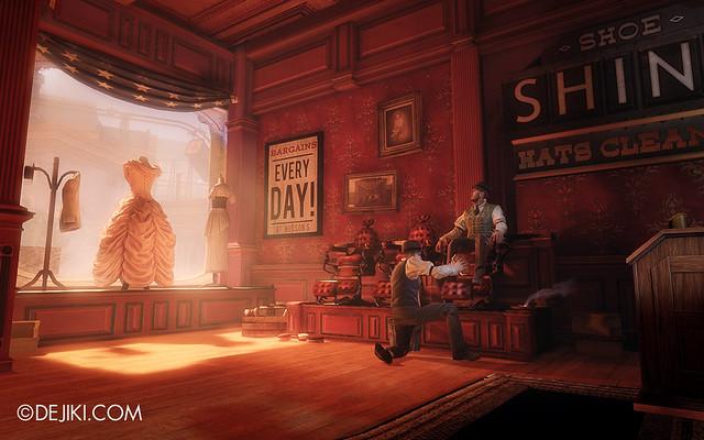 BioShock Infinite - Shoe Shin