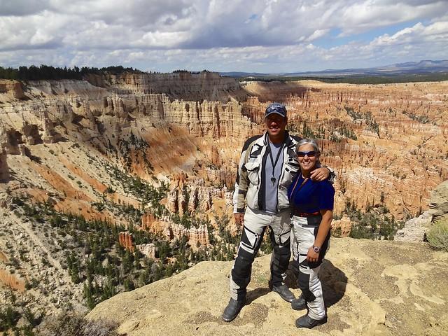 Dan and Sara at Bryce