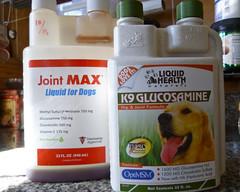 Liquid glucosamine