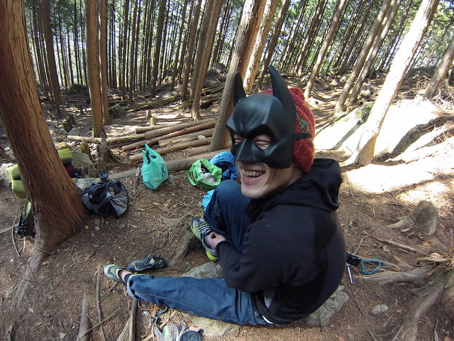 笠置山ボルダー(2013.3 (43)