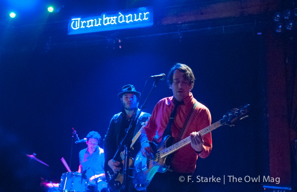 Caveman @ The Troubadour, LA 03-28-2013