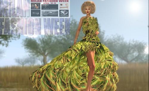 Evolve for Milan Fashion Week 2013