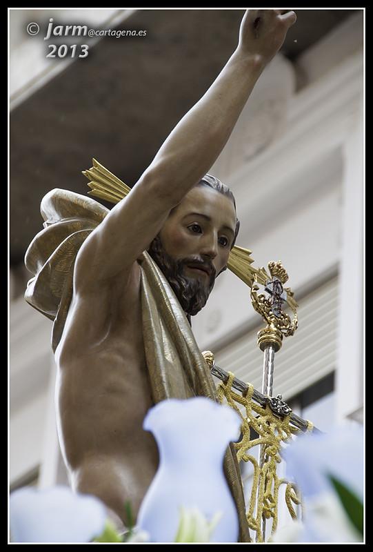Trono de Nuestro Padre Jesús Resucitado
