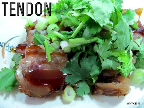 Beef Tendon