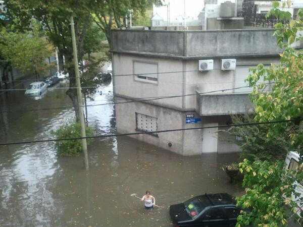 8613577428 79bbd01fde z d Inundaciones en Capital Federal: Intenso temporal