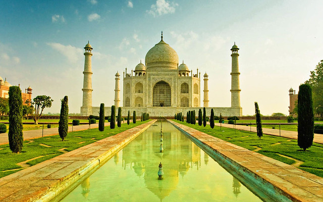 Taj Mahal Wallpapers 1