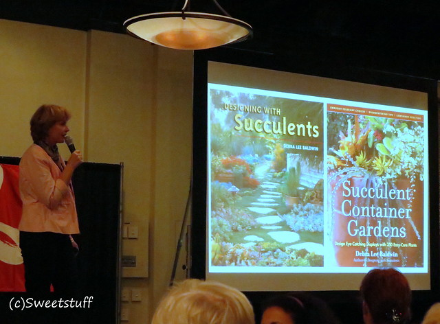 Author of Designing with Succulents and Succulent Container Gardens