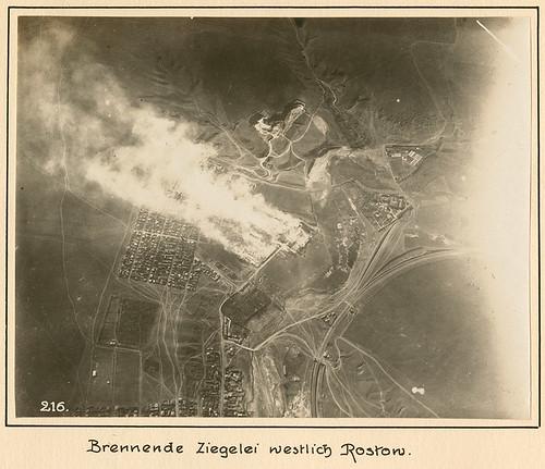 russia worldwari worldwarone fires greatwar aerials rostovondon brickyards rostovoblast