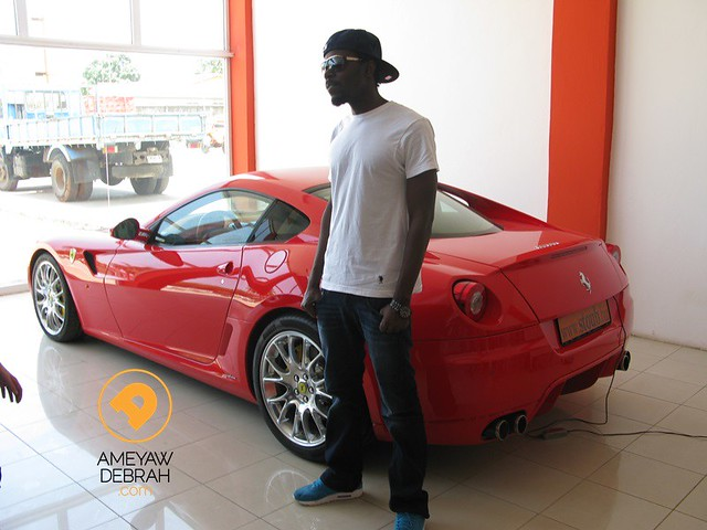 8620903851 fd7a078969 z Lifestyle of the Rich and Famous: Kwaw Kese goes car shopping