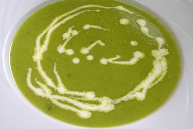 Sopa de Puerros y Verdeo 116