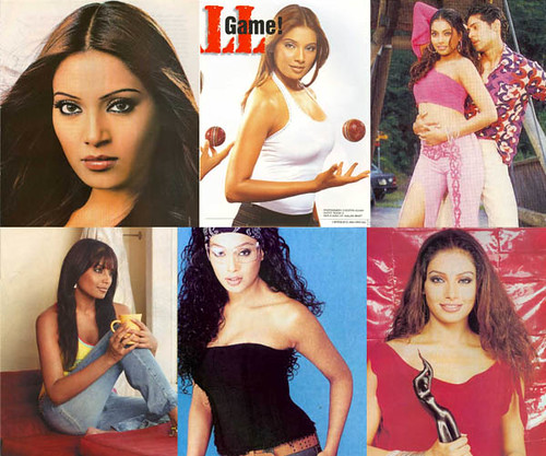 Bipasha Basu pictures of initial bollywood days
