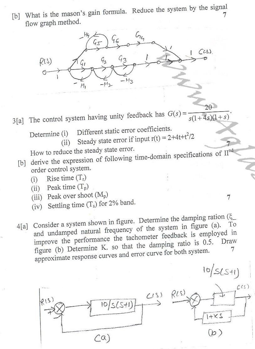DTU Question Papers 2010 – 6 Semester - End Sem - COE-314