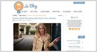 Interview with Carin Olsson (Paris in Four Months) on Localers