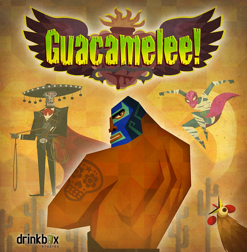 Guacamelee key art