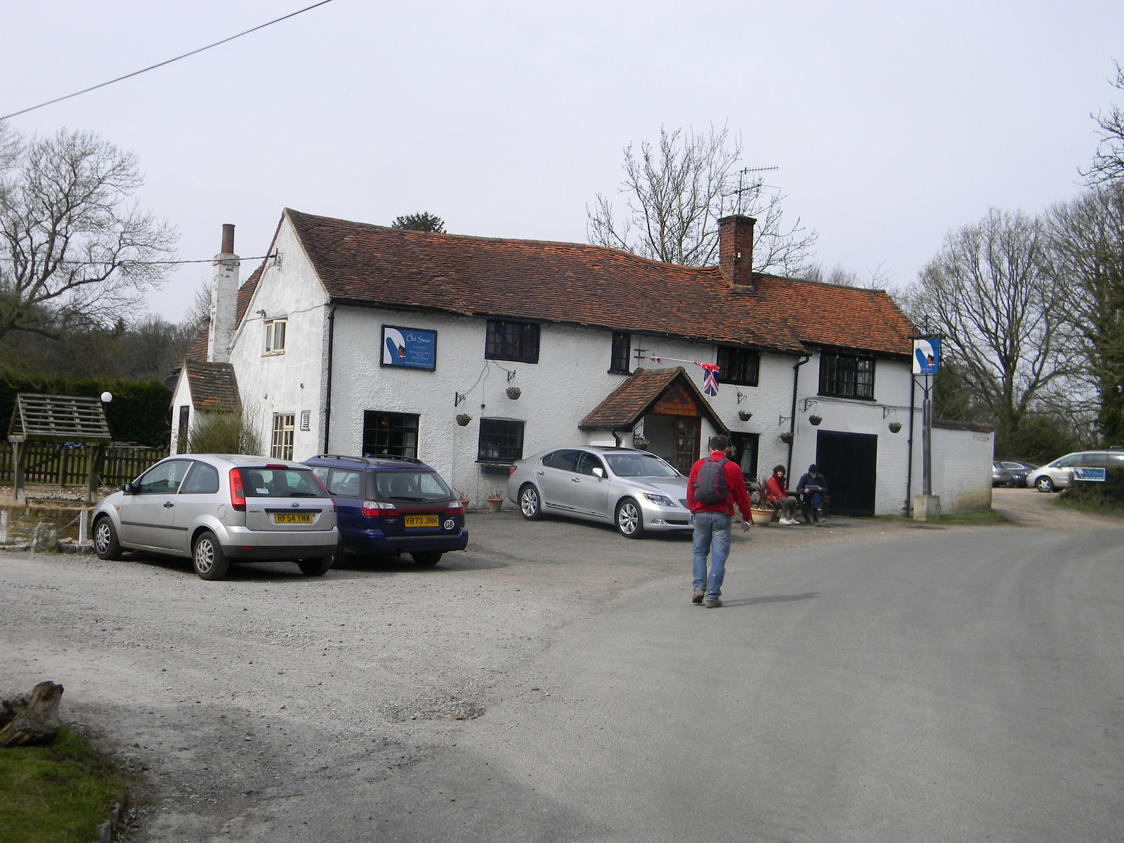 Swan Inn Wendover Circular via Lee