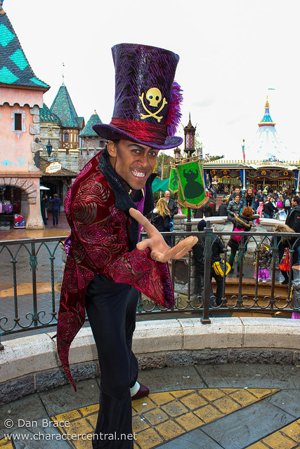 Villainous fun in Fantasyland!