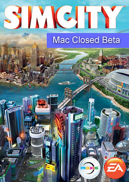 SimCity Closed Beta for Mac Cover Art Discovered!