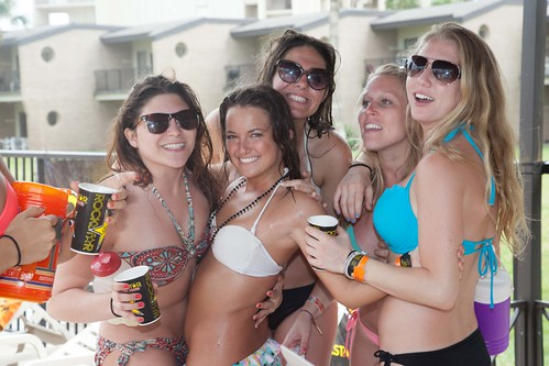 Spring Break Trips by SouthPadreSpringBreakInertiaTours