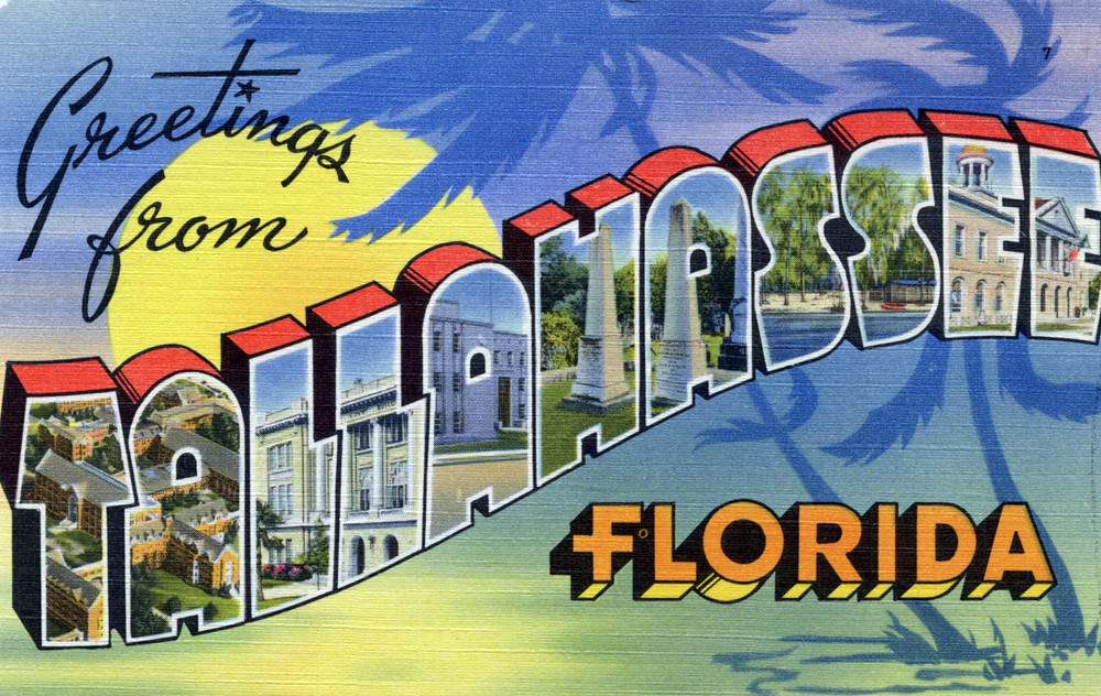 Image result for tallahassee fl postcard