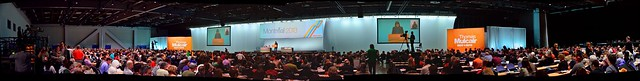 2013 NDP Federal Convention Floor