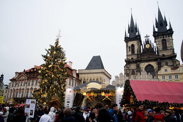Christmas Market | Prague, Czech Republic