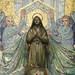 St Bernadette Soubirous by Lawrence OP