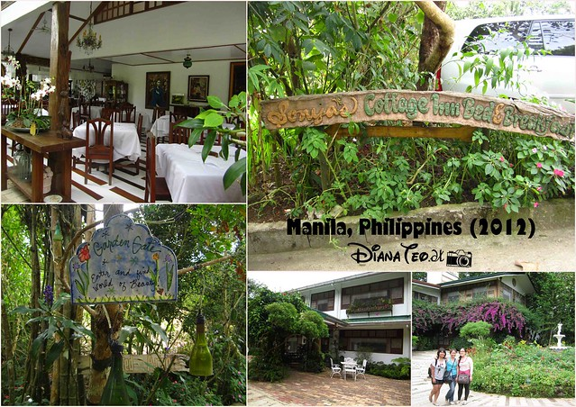 Day 2 - Philippines Sonya's Cottage Inn B&B 01