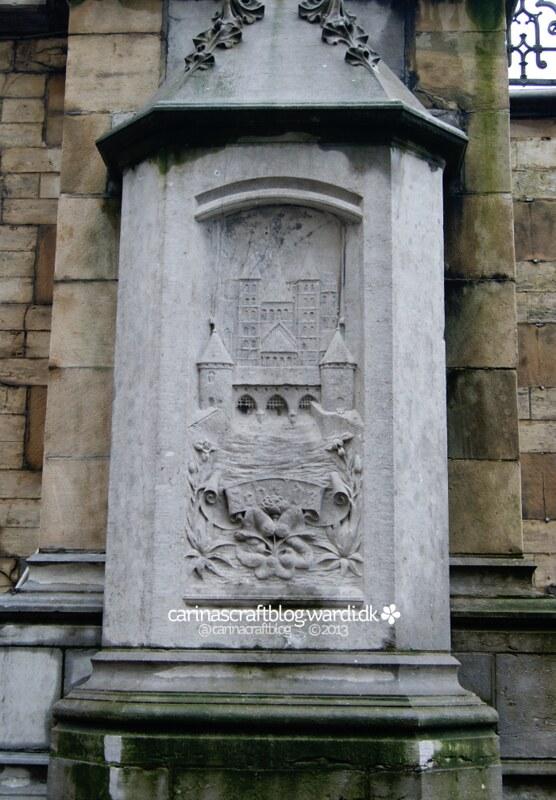 Sint-Michielsbrug, detail Gent
