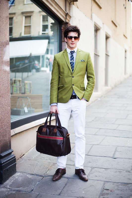 Street Style - Ben, Bath