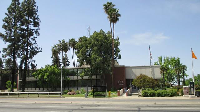 Bakersfield California City Hall Flickr Photo Sharing