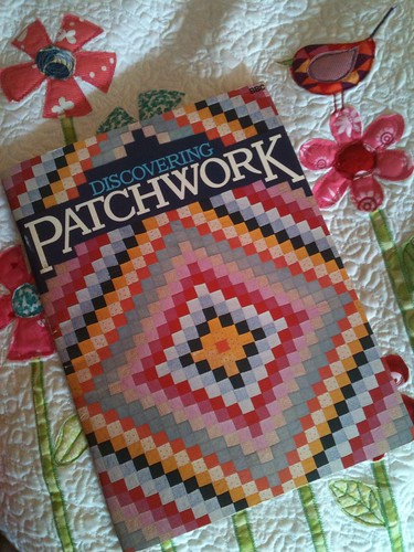 {Vintage} Patchwork Booklet - I love it!
