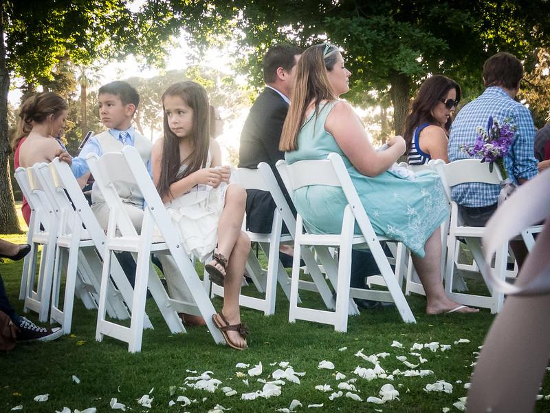 Reed Wedding Girl Crosslegged