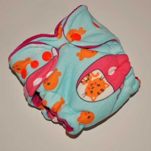 Bumstoppers Newborn Submarine Kitty *New Style**